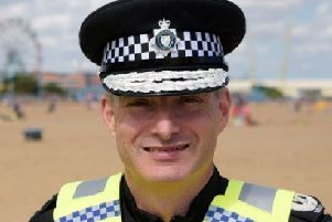 Lincolnshire Chief Constable Bill Skelly. EMN-190512-181657001
