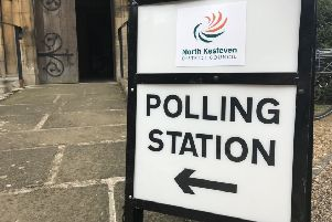 Polling stations have moved in two areas of Sleaford. EMN-191012-141708001