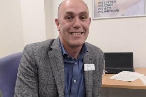 Dr Keiran Sharrock, who is also medical director at Lincolnshire Local Medical Committee