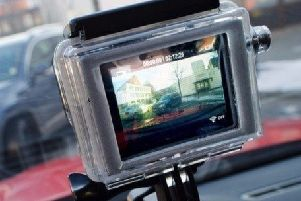 Facilities will be put in place this year for motorists to submit dash camera footage to police. EMN-200701-120344001