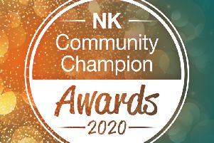 NK Community Champion Awards 2020.