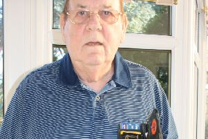 Michael Cox, reunited with his missing wallet. EMN-200121-105852001