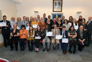 Sleaford Town Awards 2019 hosted by Sleaford Town Council and Sleaford Standard EMN-200124-163740001