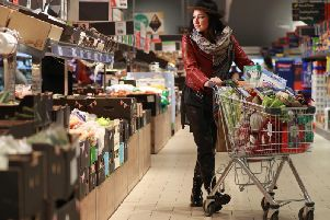KT Tunstall teamed up with the supermarket to perform Lidl Live concerts