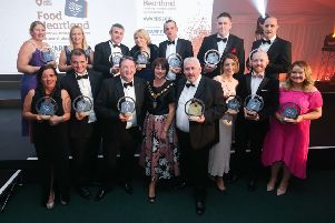 Local businesses honoured at Food Heartland Awards