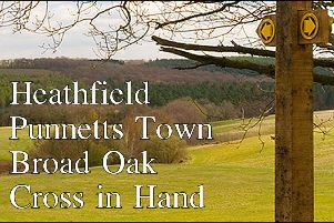 Heathfield, Punnetts Town, Broad Oak & Cross in Hand news