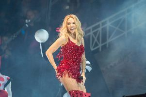 Kylie Minogue is rumoured to be headlining Brighton Pride this year