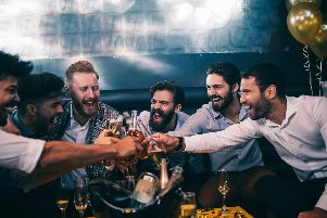 Sussex is popular with tourists and locals alike, but its now been revealed that it is one of the top destinations in the UK for a stag party