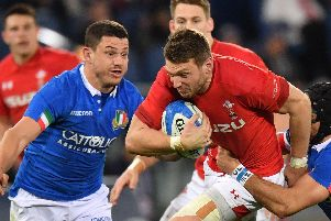 Dan Biggar is available for Saints' clash with Sale