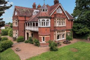 The Belfry, New Town, Uckfield (photo from application to convert former boarding school into home).