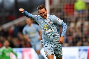 Aiden McGeady was on the mark for Sunderland against Bristol Rovers