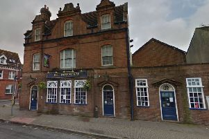 The former Downview pub in Worthing is being converted into affordable housing for people who have been made homeless . Photo: Google maps SUS-180530-133030001