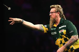 Simon Whitlock  Picture: Alex Livesey/Getty Images