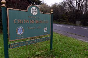 New parking restrictions are set to be introduced in Crowborough