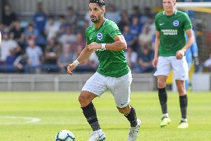 Beram Kayal. Picture by PW Sporting Photography