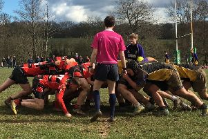 Haywards Heath Rugby Club U16s SUS-190318-130732002