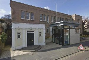The council wants to demolish the offices and build new homes (photo from Google Maps Street View)