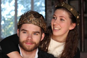Ethan Taylor (Left), Eleanor Toms (Right)