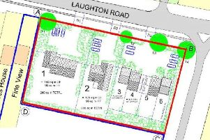 Plans for six new homes in Ringmer