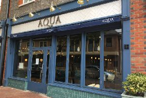 The Lewes branch of the Aqua group