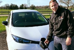 Removal firm JamVans has invested in its first electric vehicle.