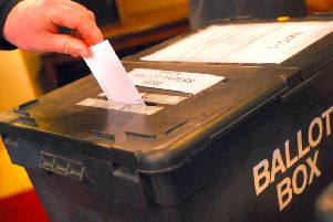 Lewes District Council election results are being announced today