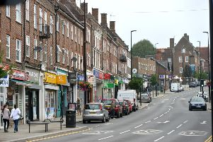 Uckfield High Street
