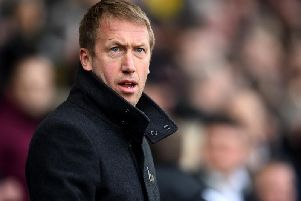 Graham Potter (Photo by Nathan Stirk/Getty Images)