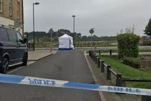 Suspect Jerome Smikle has denied being at the scene when Mr Bains was shot, though other witnesses have countered his claim.