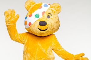Ballymena project awarded �13,387 from BBC Children in Need