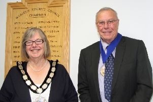 Wealden's new chairman and vice-chairman