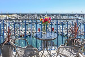 Town and Country Property Auctions South East are offering this Brighton Marina apartment for sale