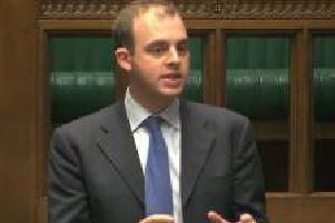 Matt Warman MP