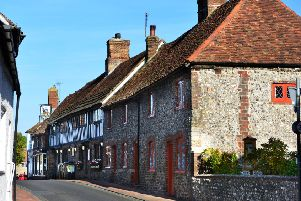 Alfriston High Street