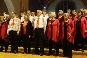 Bedhampton choir, Folks in Harmony, are once again staging a summer show