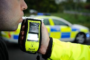 Joseph Still and Simon Jopson are among 83 motorists arrested during the summer crackdown