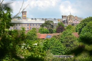 Lewes Prison, photo by Peter Cripps