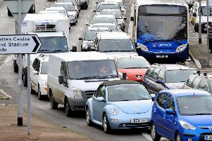 JAMS: Would a congestion charge solve this?