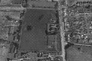 Aerial photo of Wings Nursery site in Woodgate