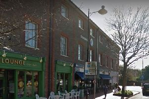 Friars Walk in Lewes. Picture: Google Street View