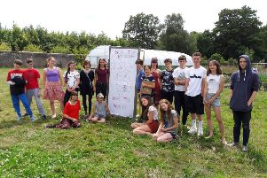 Wealden youth climate group launching their petition