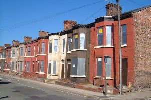 The UK's empty homes crisis. Photo for illustration only. Image: Derek Herper (Creative Commons).