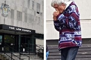 Julian Aymes appeared at Worthing Magistrates' Court today