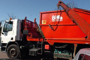 Biffa wants permission for two new facilities at Brookhurst Wood north of Horsham