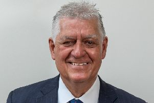 David Banks Brexit Party candidate for Mid Sussex