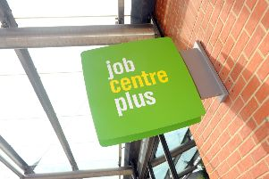 The News, Portsmouth, takes a look inside at the Job Centre in Arundel Street, Portsmouth.''Picture: Sarah Standing (220719-2114) PPP-190608-134848003