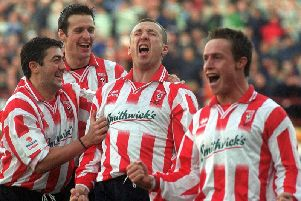 Test your Derry City knowledge with our '50 Faces' quiz