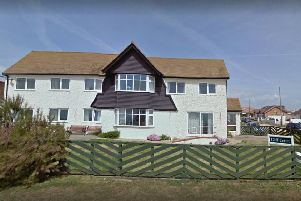 Cliff Court care home in Peacehaven. Picture: Google Street View