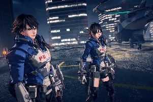 Astral Chain is very bit as good as it looks and that is saying something