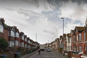 Brighton Road in Newhaven. Picture: Google Street View